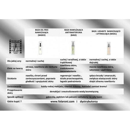 Baza nawilżająco-rozświetlająca - Base Hydratante Irise 100 ml