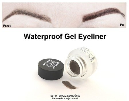 Eyeliner w żelu 3,5g - Gel Eyeliner