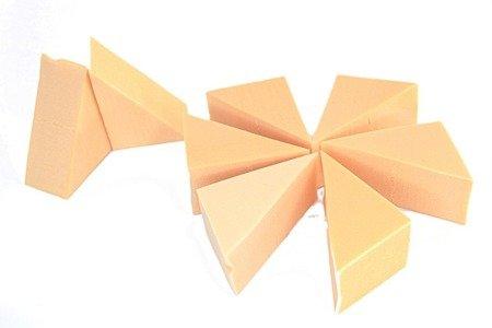 Gąbeczki trójkątne