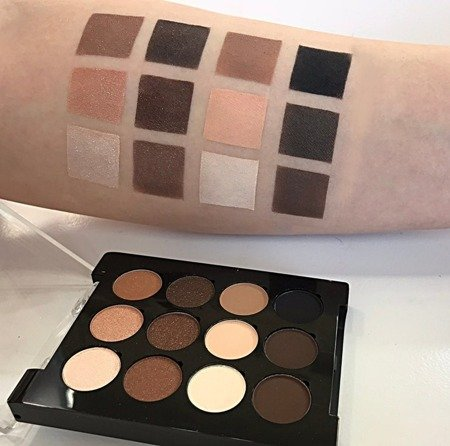 Paleta 12 cieni do powiek - Palette 12 Eyeshadow