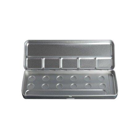 Puste metalowe opakowanie 12 kol. - Metal Box 12